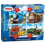 Thomas and Friends - My First Puzzles - 2, 3, 4, and 5pc