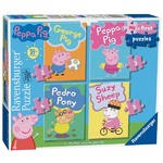 Peppa Pig - My First Puzzle - 2, 3, 4 and 5 pieces