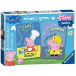 My First Puzzles - Peppa Pig - 6 x 2pc