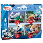 Thomas - Big World Adventured - 4 in 1