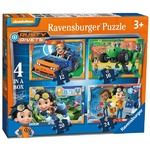 Rusty Rivets - 4 in 1