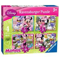 Disney Minnie Mouse - 4 In A Box