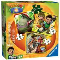 tree fu tom - 3 in 1
