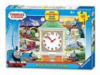 Thomas & Friends Clock Puzzle