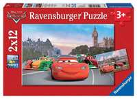 Disney Cars - 2 x 12 Piece