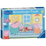 Peppa Pig - Family Time - 35pc