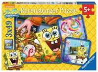 SpongeBob Squarepants 3 x 49pc