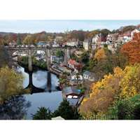River at Knaresborough - 1000pc