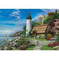 Romantic Lighthouse - 1500pc