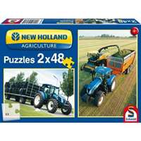 New Holland - 2 x 48 Peice
