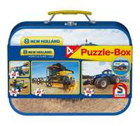 New Holland Puzzle Box
