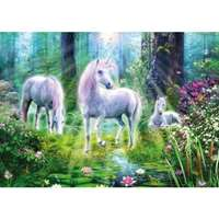Enchanted Forest Unicorns