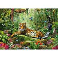 Jungle Tigers - 1500pc