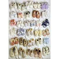 Baby Shoes - 500pc