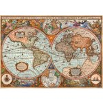 Ancient World Map - 3000pc