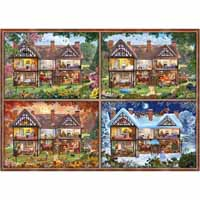 House of Four Seasons - 2000pc