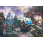 Thomas Kinkade - Disney - Cinderella - 1000pc