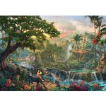 Thomas Kinkade - Disney - The Jungle Book - 1000pc