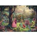 Thomas Kinkade - Disney - Sleeping Beauty - 1000pc