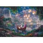 Thomas Kinkade - Disney - Rapunzel - 1000pc