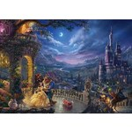Thomas Kinkade - Disney - The Beauty and the Beast - 1000pc