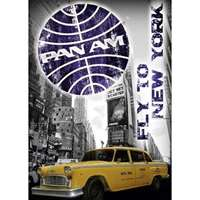 pan am new york taxi