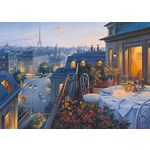 Evgeny Lushpin - Evening in Paris - 1000pc