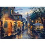 Evgeny Lushpin - A Magical Evening - 1000pc