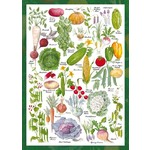 Countryside Art - Vegetable Garden - 1000pc