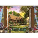 View of the Cottage - 1000pc