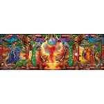 Ciro Marchetti - Kingdom of the Firebird - Panoramic - 1000pc