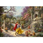 Thomas Kinkade - Snow White - 1000pc