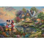 Thomas Kinkade - Mickey Mouse - 1000pc