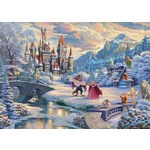 Thomas Kinkade - Disney Beauty and the Beast - 1000pc