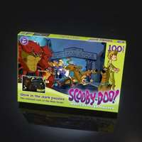 Scooby Doo - The Colossal Case of the Man Crab - Glow in the Dark