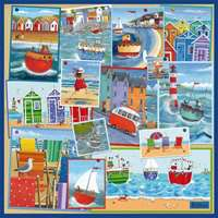 Seaside Fun - 1000pc