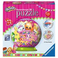Shopkins Puzzle Ball - 72pc