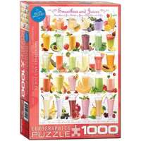 Smoothies and Juices - 1000pc
