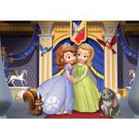 Sofia the First 20 piece puzzle