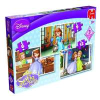 Sofia the First - Trio Puzzle