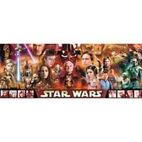Star Wars - Episodes I-VI Legends - 1000pc Panoramic