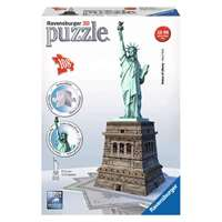 Statue of Liberty - 3D Puzzle Building