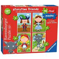 Storytime Friends - 4 in 1
