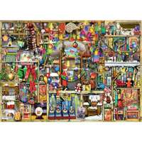 The Christmas Cupboard - Colin Thompson - 1000pc
