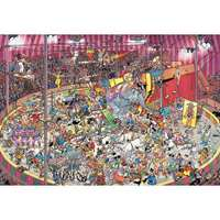 The Circus - JvH - 5000pc