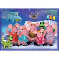 The Clangers - Giant Floor Puzzle - 24pc