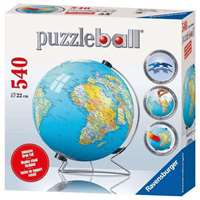 The Earth - 3D Puzzleball