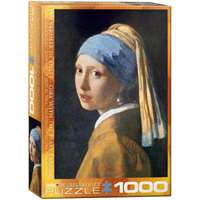 The Girl With The Pearl Earring - Vermeer - 1000pc