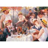 The Luncheon - Auguste Renoir