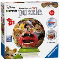 The Muppets PuzzleBall